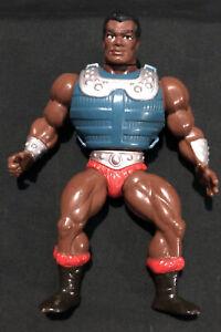 Vintage MOTU Clamp Champ He-Man Action Figure Masters Universe Mattel 1981 Rare