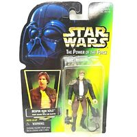 Kenner Star Wars Power Of The Force Han Solo Bespin Action Figure 1997