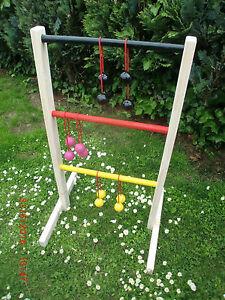 Leitergolf - Laddergolf - Bola - Deutschlandfarben - Raab - Geschenk - Neu - Fun