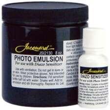 Emulsion & Dianzo Sensitizer 8oz   743772021599