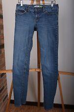 Aeropostale Bayla Blue Jeans Denim Pants Women's Size 7/8 Long