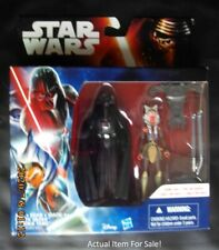 star wars rebels ahsoka tano vs darth vader 2 pack sealed