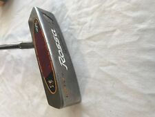 RH TAYLORMADE ROSSA PUTTER  33 3/8 LONG W/COVER