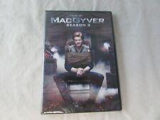 Macgyver Season Three (Season 3) Dvd New Sealed