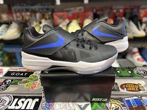 DS NEW Nike KD 4 NIKEID Size 11.5 Authenic Rare Vintage VTG 2012 Basketball Blue