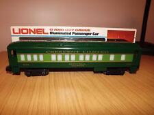 Xa159 Lionel O Gauge Southern Crescent Passenger Car 6-9533 Stonewall Jackson
