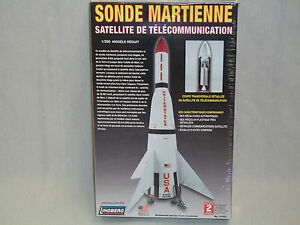 Lindberg 1/200 Mars Sonda Comunicazione Satellite Modello KIT 91003 Nuovo