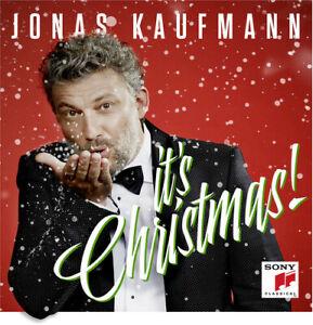 Kaufmann - Jonas Kaufmann: It's Christmas [New CD] 2 Pack