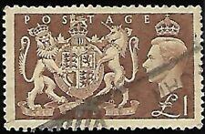 GREAT BRITAIN 1951 ROYAL ARMS