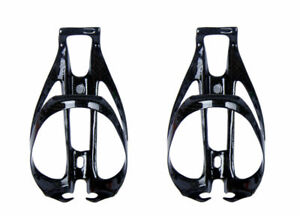 3k Matte gloss Carbon fiber Bike MTB/Road Bicycle Holder Water Bottle Cage