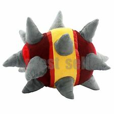 """8"""" Sticky Bomb soft plush toy from Team Fortress 2 Game DemoMan Ball red doll"""