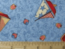 """PAISLEY RODEO BLUE BY DEBBIE MUMM 100/% COTTON FABRIC 45/"""" WIDTH SOLD BTY FH-348"""