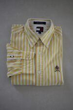 Tommy Hilfiger Boy's Long Sleeve Button Front Dress Shirt size L