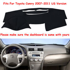 For TOYOTA CAMRY 2007-2011 US DashMat Dash Cover Dashboard Mat Car Interior Pad