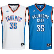 Oklahoma City Thunder adidas NBA Basketball Mens Trikot #35 Durant Jersey neu