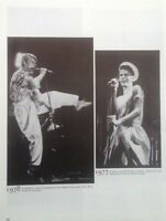 DAVID BOWIE 'pantaloons' magazine PHOTO/Poster/clipping 11x8 inches