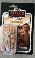 "Star Wars Rey (Jakku) The Force Awakens 3.75"" Vintage Figure"