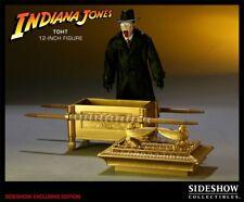 Indiana Jones Toht 1/6 Sideshow Exclusive Figure & Ark Of Covenant MIB Shipper