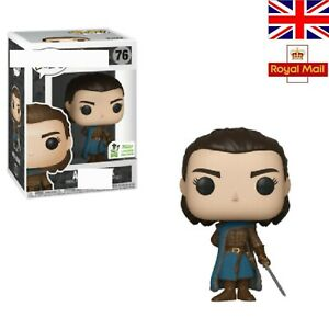 Funko Pop! Arya Stark #76 Game Of Thrones Action Figure Limited Edition Box Toys