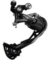 Shimano Altus M2000 - Rear Deralilleur - 9 Speed - SGS Long - Black