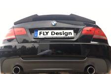 echte CARBON V typ HIGH KICK für BMW E92 3 Coupe 2006-13 heckblende besser ausse