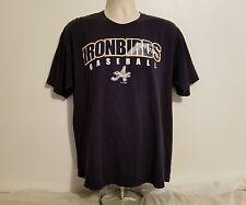 2009 Aberdeen Ironbirds Baseball Adult Blue XL TShirt