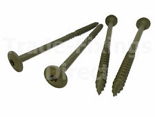 TIMco TORX WAFER FLANGE HEAD IN-DEX SLEEPER FASTENER LANDSCAPE SCREWS