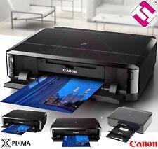 IMPRESORA CANON IP 7250 DUPLEX WIFI PRINT IMPRESION CDS DVD TINTAS X MENOS DE 2€
