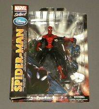 Marvel Diamond Select Superior Spider Man Figure Disney Store Exclusive NEW