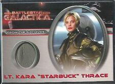 "Battlestar Galactica Premiere Costume CC4 Lt Kara ""Starbuck"" Thrace"