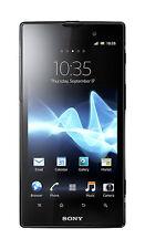 Sony Xperia ion LT28- 16GB - Black (Unlocked) Smartphone