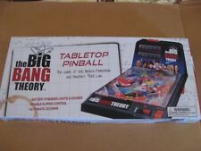 The Big Bang Theory Tabletop Pinball Game