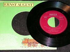 NINA LIZELL Der Mann mit dem Panamahut & Das möcht'.../ DDR SP 1973 AMIGA 455918