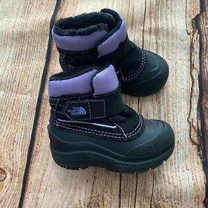 North Face Toddler Alpenglow II Boots  Size US 7/EUR 23.5