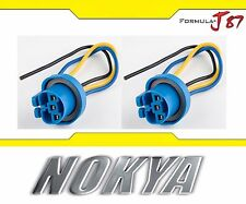 Nokya Wire Harness Pigtail Female 9004 HB1 Nok9103 Head Light Connector Two Plug