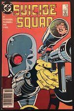 Suicide Squad 6 1st print DC Comics Deadshot Task Force X Ostrander Joker Batman