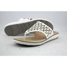 Sandali e scarpe bianche Naturalizer in pelle sintetica per il mare da donna