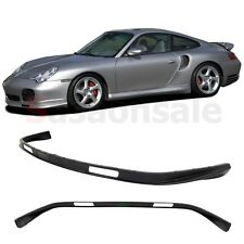 Made for 01-05 PORSCHE 996 911 Turbo 4S OE Style Front Bumper Chin Lip
