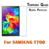 """Genuine Tempered Glass Screen Protector Guard For Samsung Galaxy Tab S 8.4"""" T700"""