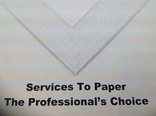 100 x SRA2 A2 Hi-White Paper Craft Card 160GSM