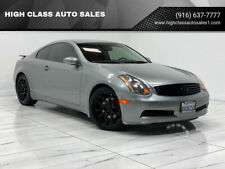 New listing 2005 Infiniti G35 Base Rwd 2dr Coupe