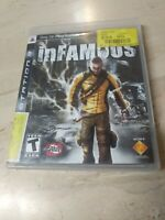 Infamous PlayStation 3