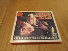Ghostface Killah -Twelve Reasons To Die - Deluxe CD - Wu Tang Clan