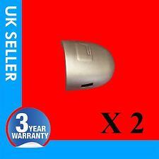 2 X RENAULT Clio Laguna Twingo door handle lock cover cap front - rear / left