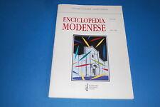 Enciclopedia Modenese Vol.15, il Segno dei Gabrielli Editori