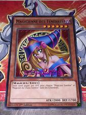 Carte Yu Gi Oh MAGICIENNE DES TENEBRES LDK2-FRY11