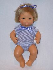 """Darling 12"""" Rubber Baby Doll"""