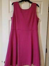 25f59a9fda Kohls 212 Collection sleeveless dress pink