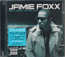 Jamie Foxx Best Night Of My Life + Intuition CDs (Dirty Versions) (SEALED)