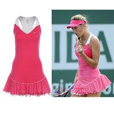 BNWT NIKE BY VICTORIA AZARENKA SET POINT KNIT Tennis Golf Running Dress - XS 0 2